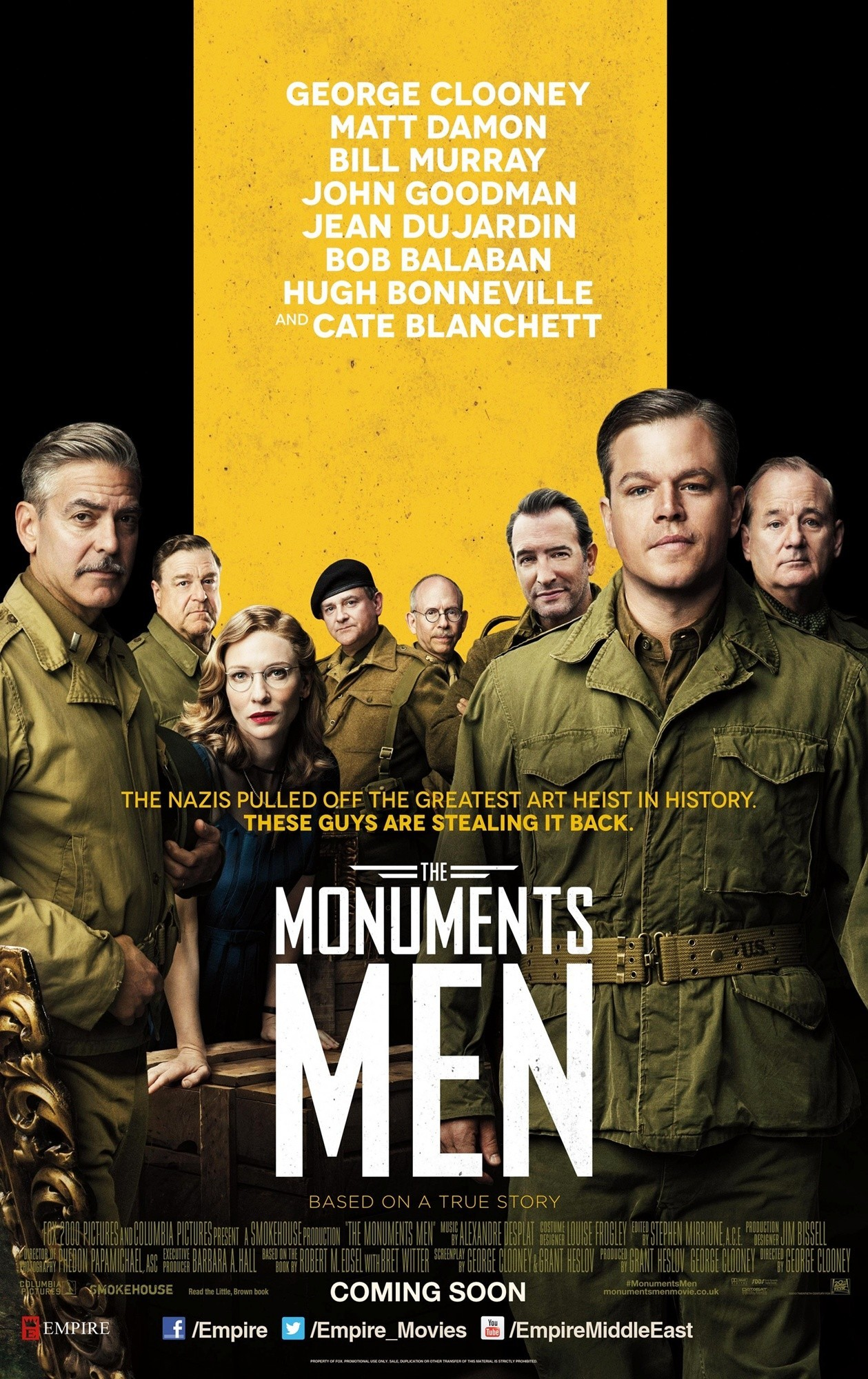 The Monuments Men (201...