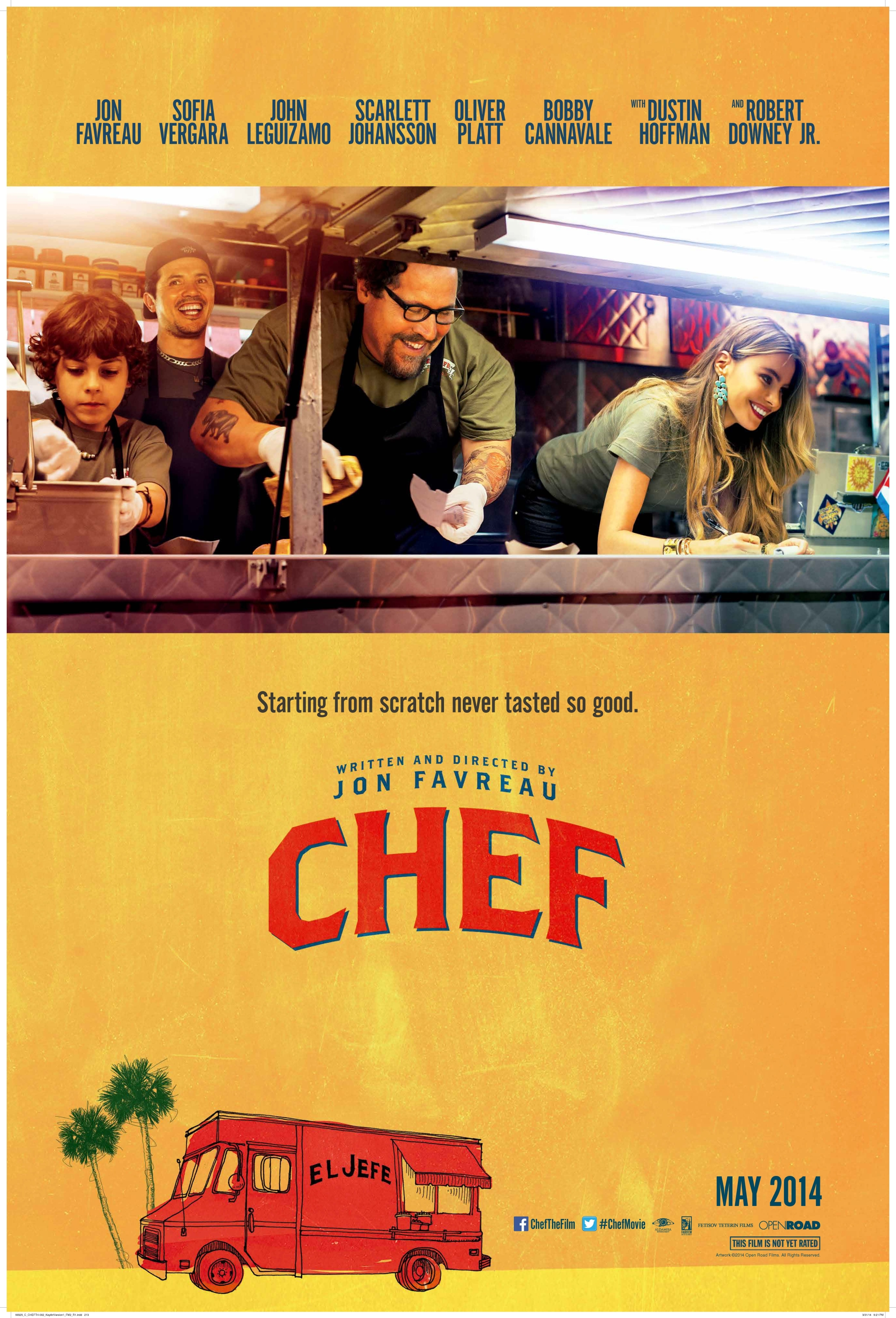 Film Hail The Conquering Hero Chef Poster