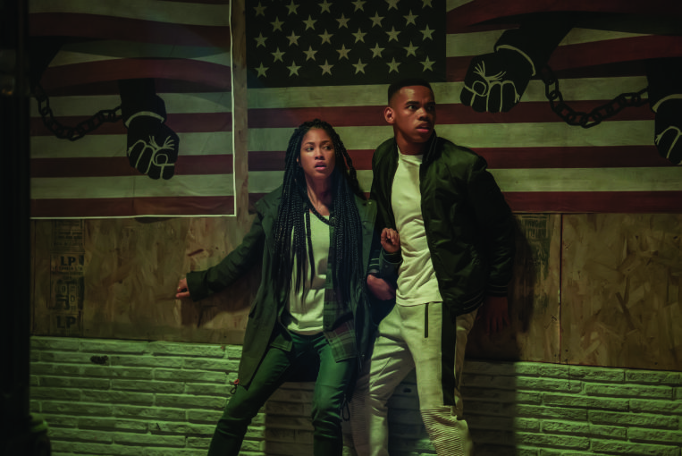 The Purge 2013 BRRip XviD Official Feed