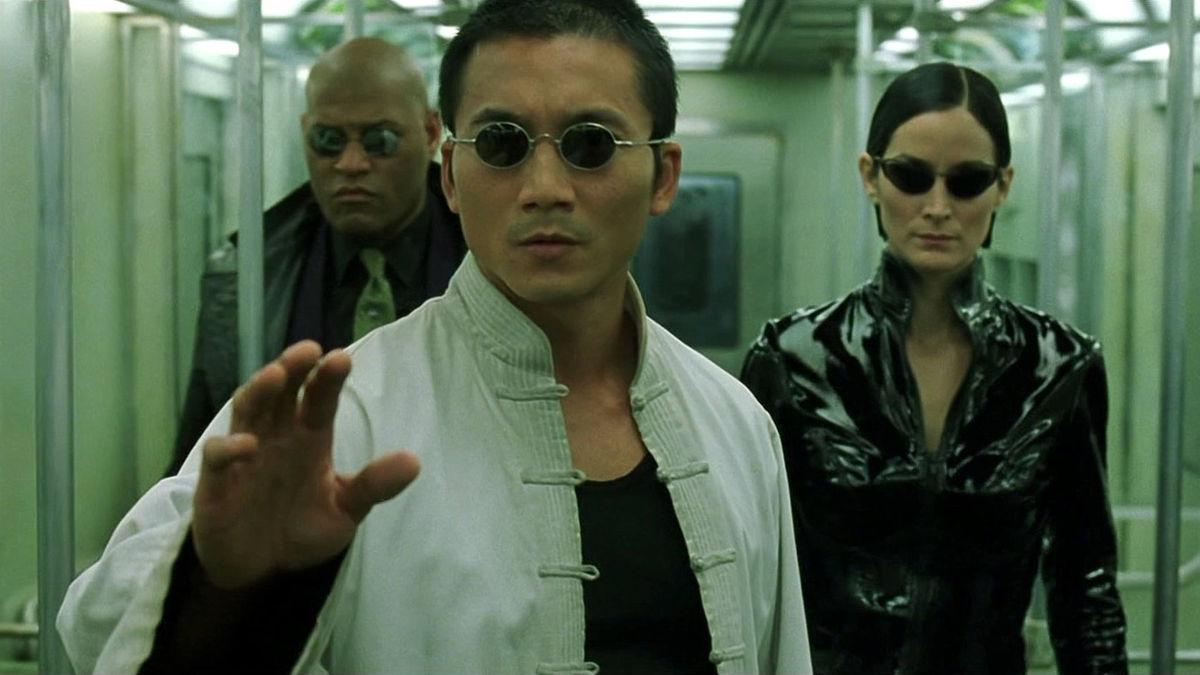 The Matrix Revolutions 2003 Nathanzoebl